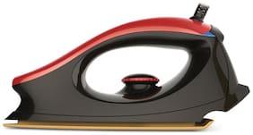 Bajaj Majesty one 1000 W Dry Iron ( Black & Red )