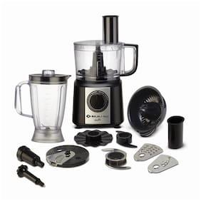 Bajaj Majesty FX9 700 W Food Processor (Black & Silver)