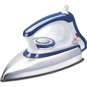 Bajaj Majesty DX 11 1000 W Dry Iron (Blue & White)