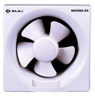 Bajaj Maxima DX 150 mm Exhaust Fan - White