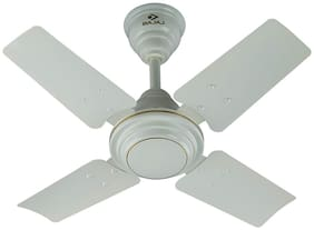Bajaj Maxima 600 mm Standard Ceiling Fan ( Beige , Pack of 1 )