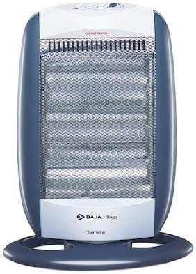 Bajaj New Majesty RHX 3 1200 Watts Halogen Room Heater (Blue & Silver)