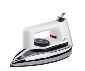 Bajaj Popular 750 W Dry Iron (White)