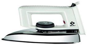 Bajaj Popular 1000-Watt Light Weight Iron (White)