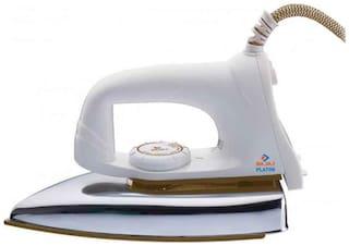 Bajaj Popular VX 750 W Dry Iron (White)