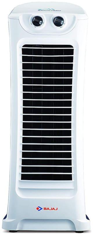Bajaj Snowvent Tower Fan (Cool Grey)