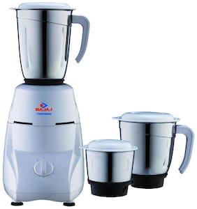 Bajaj TORNADO 550W Mixer Grinder ( White , 3 Jars )