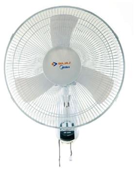Bajaj Ultima PW 01 200 mm Economy Wall Fan ( White , Pack of 1 )