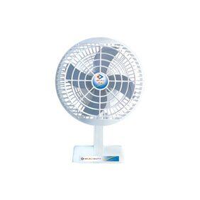 Bajaj Ultima PT01 4 Blades 200 mm Table Fan (White)