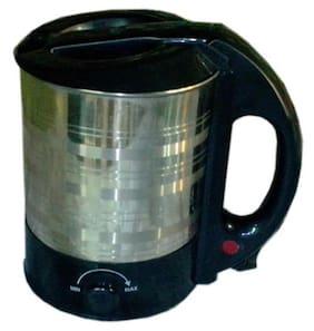 Bajaj Vacco Hot Maxx K-04 1.7 L Electric Kettle (Black & Silver)