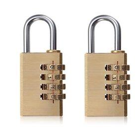 Imported Brass Pad Lock