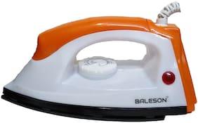 Baleson Energy Electric Dry Iron (Orange)