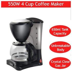 Baltra Austin BCM-105 4 Cups Tea & Coffee Maker