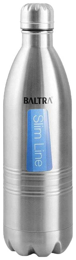 Baltra Cola Thermosteel Flask Set of 1 ( Silver , Stainless Steel ,  750 ml )