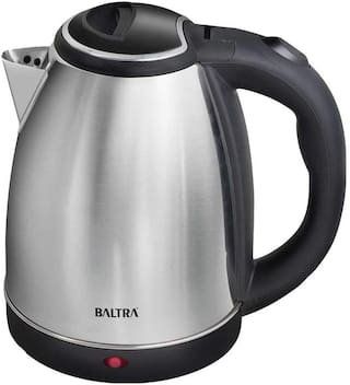 Baltra VICTORY 1.8 L Silver Electric Kettle ( 1100 W )