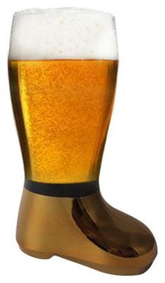Barraid Designer Beer Boot Mug for Party Pub Bar & Gift for love ones Beer Glass With 750ml Capacity
