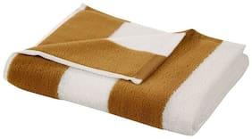 Bathe & Soak Microfiber Bath Towel Cabana 70x140 cms Brown
