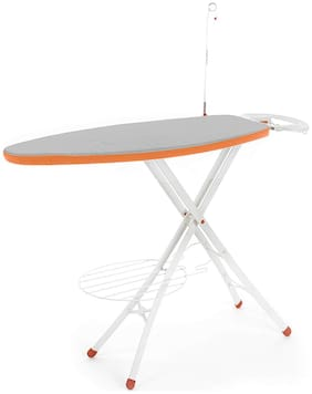 Bathla X-Pres Ace Plus - Extra Large Foldable Ironing Board with Aluminised Ironing Surface