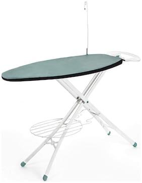 Bathla X-Pres Ace Plus - Extra Large Foldable Ironing Board with Aluminised Ironing Surface