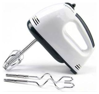 Bazaartrick CAKE BK A4 180 W Electric whisk ( White )