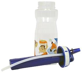BB 500 ml Plastic White Water bottles - 1 pc