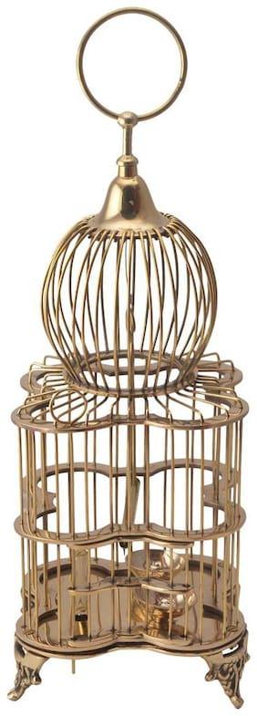 beautiful designer cage showpiece handicrafts product by Bharat Haat BH05880