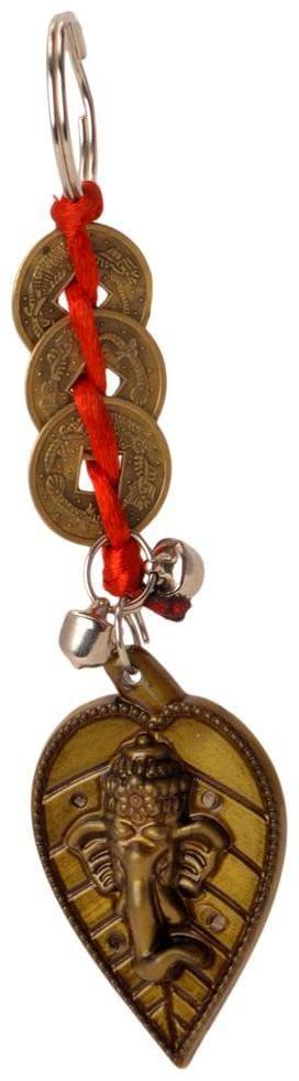 beautiful Ganesh keychain handicrafts product by Bharat Haat BH05937