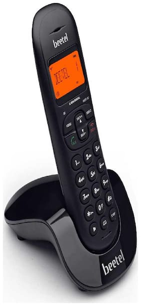 Beetel 2.4 Ghz Landline Cordless Phone