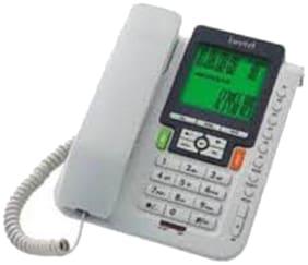 Beetel White M71 Corded Landline Phone