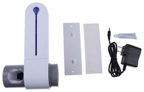 Benison India UV Sterilizer and Automatically Dispense Toothbrush Holder Sanitizer with 5 Toothbrush Slots