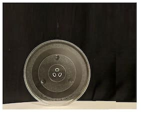 Benison india Oven Fiber Glass Turntable Plate/Microwave Rotation Plate/Turntable Glass Tray 12.5