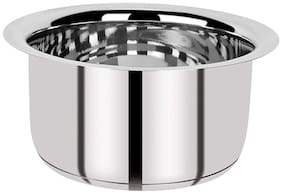 BERGNER 1.4 L Without Lid Tope Induction Bottom ( Stainless Steel , Set of 1 )