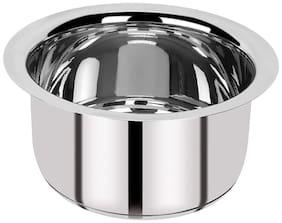 BERGNER 3 L Without Lid Tope Induction Bottom ( Stainless Steel , Set of 1 )