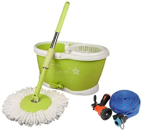 Birdy Green Mop With Car Spray Unit (20 m)