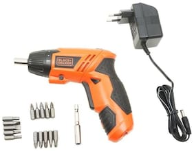 Black & Decker KC4815-IN Screwdriver With Bits