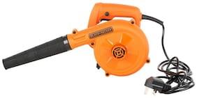 Black + Decker BDB530 530-Watt Single Speed Air Blower (Orange)