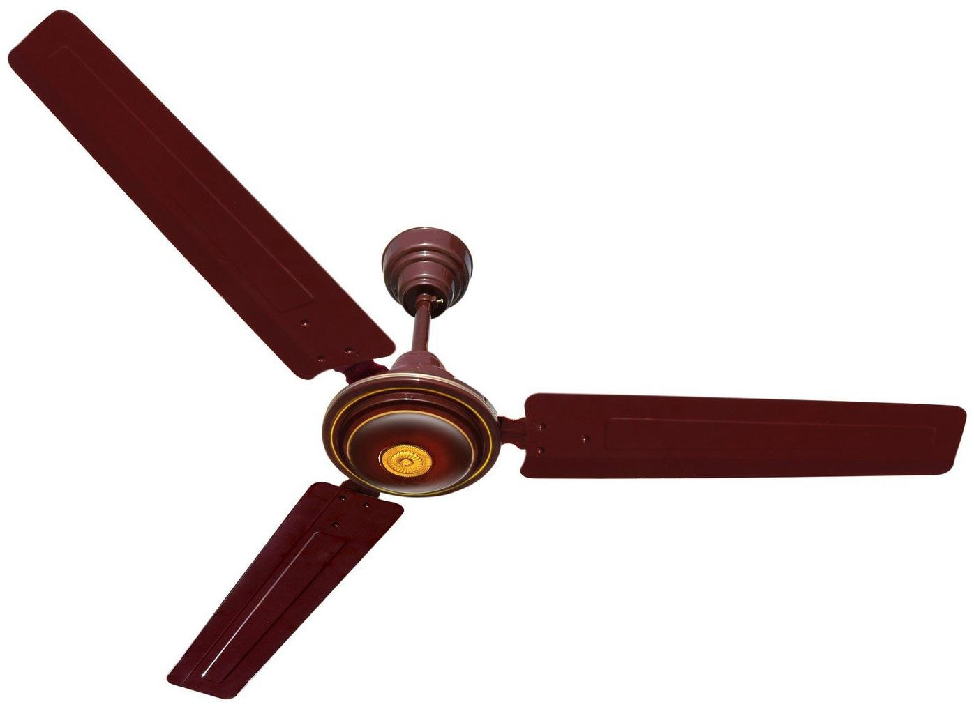 Anchor Xl 1200mm Ceiling Fan (Brown) 1200 mm 3 Blade Ceiling Fan(Brown5, Pack of 1)
