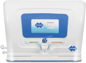 Blue Mount Shine BM40 Online UV + Silver Boost Water Purifier
