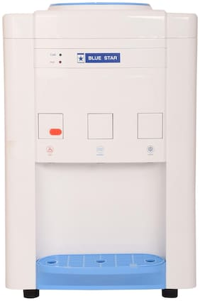 Blue Star BWD3TTGA 2.5 L/hr Cold & 5 L/hr Hot Water Dispenser without Cooling Cabinet (White)