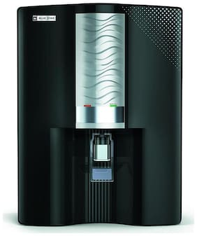 Blue Star Majesto MA4BSAM01 8 L RO+UV Water Purifier (Black & Silver)