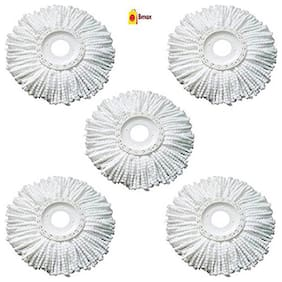 Bmax  Cleaning Mop Refills, Pack of 5