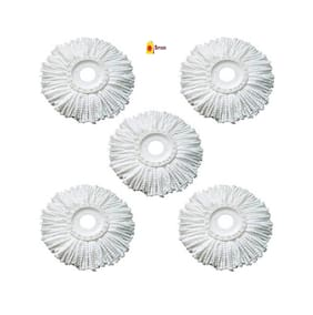 Bmax  Cleaning Mop Refill, Pack Of 8