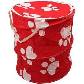BMAX Cotton Assorted Laundry Basket ( 1pc )
