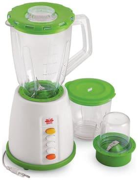 BMS Lifestyle BMS-145 550 WATT Mixer Grinder ( Green , 3 Jars )
