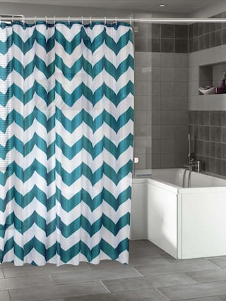 Bombay Dyeing 100 Polyester Shower Curtain