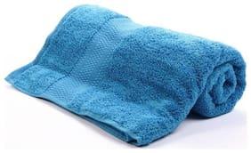 Bombay Dyeing Premium Cotton 650 GSM Super Ultrx Zero Twist Bath Towel