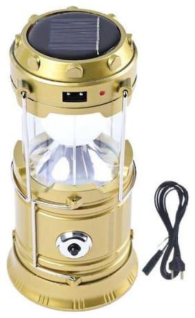 BOR_462B_Smart phone comaptiable Led Solar Emergency Light Lantern LED Torch Flashlight|| Dual Power Recharger Solar