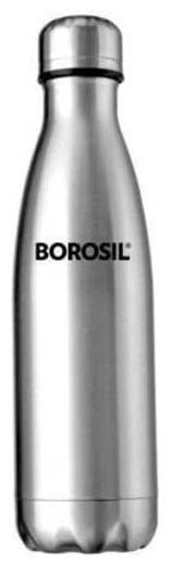 Borosil Hydra 750 ml Flask (Pack Of 1;Grey)
