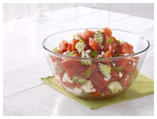 Borosil Serving Bowl 1.7 L Glass Salad Bowl  White;Pack Of 1  by Raman Enterprises