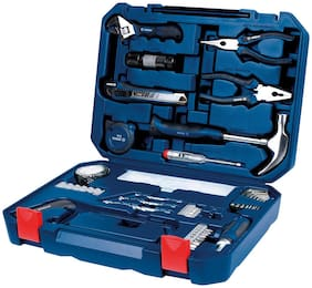 Bosch 108 piece All in One Metal Hand Tool Kit